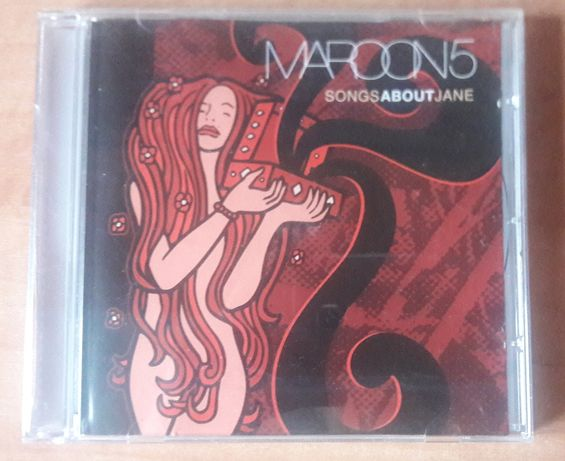 """Maroon 5 - """"Songs about Jane"""""""