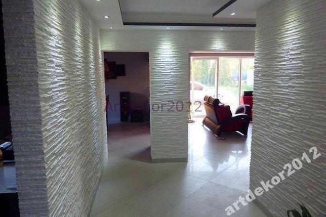 kamień dekoracyjny gipsowy Najtaniej 25zł za m2