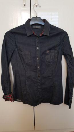 Rifle dżinsowa koszula r 36 JAK NOWA!!