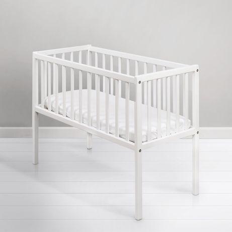 Łóżeczko dzieciece z materacem