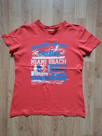 Koszulka z krótkim rękawem rozmiar 152