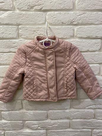 Куртка косуха F&F. 1-2 года