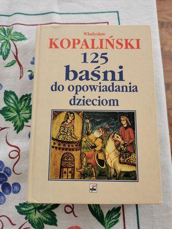 125 baśni do opowiadania dzieciom Kopaliński