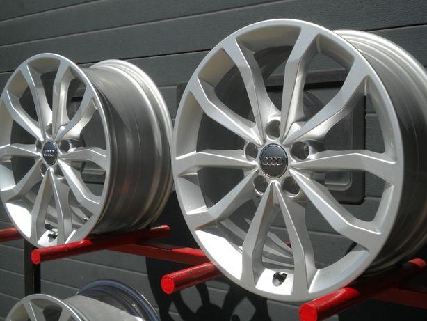 Felgi alu aluminiowe 18 5x112 Fabryczne Audi A4B9 A4 B9 Nowy model ORG
