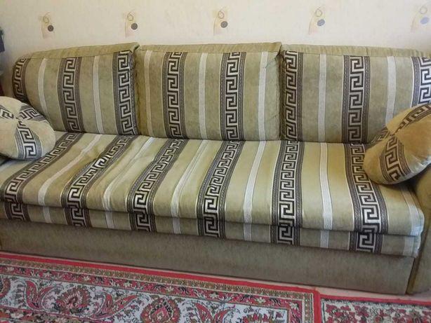 Диван и кресло мебельной фабрики PROGRES