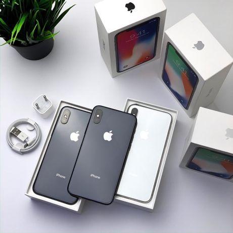 НОВЫЙ Apple IPhone X 64/256gb Neverlock