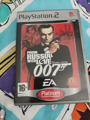 PS2 - From Russia with love 007