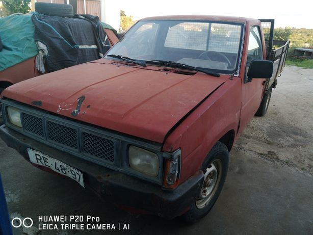 Nissan pick up d21