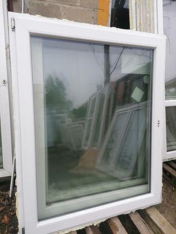 Okno PCV 116 x 143 używane 120 x 150