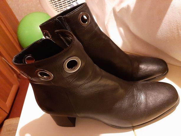 Туфли ботінки 39 осень