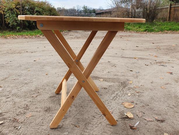 Стол деревянный,  стул , торговый стол , раскладной стол.