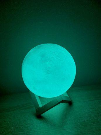 Ночник Луна 15см.
