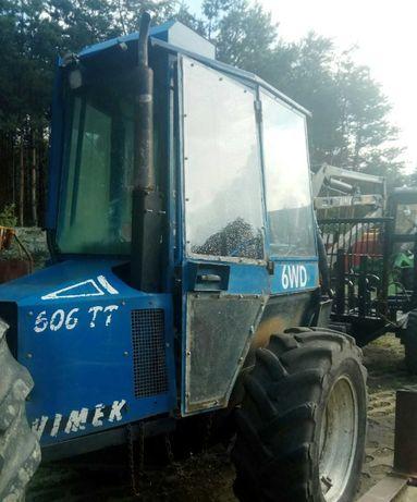 Forwarder Vimek 606TT