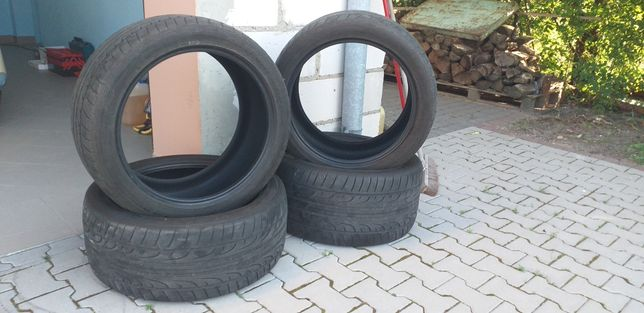 Opony Dunlop 315/35/20 + 275/40/20