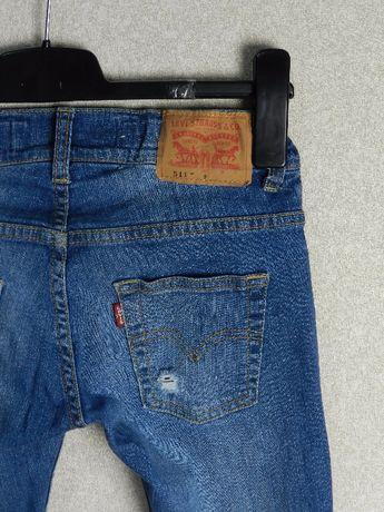 Levis 511 джинсы детские, 8-10лет