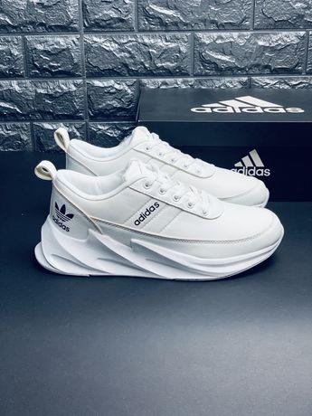 Кроссовки кожаные Adidas Yeezy Boost 700 V3 Azael Изи бутс 500