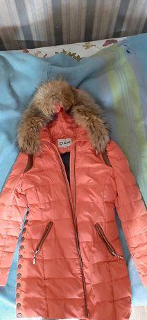 Куртка женская зимняя пуховик