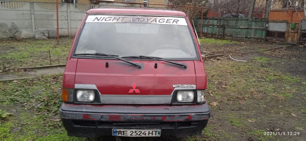 Mitsubishi l300 продам Днепр - изображение 1