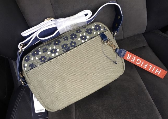 Сумка Tommy Hilfiger crossbody кросбоди