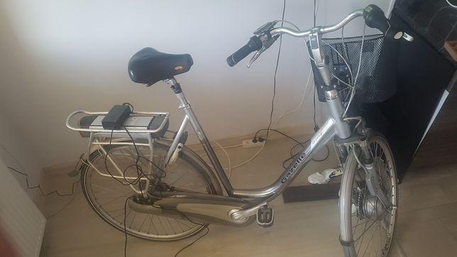 Gazelle innergy orange rower elektryczny