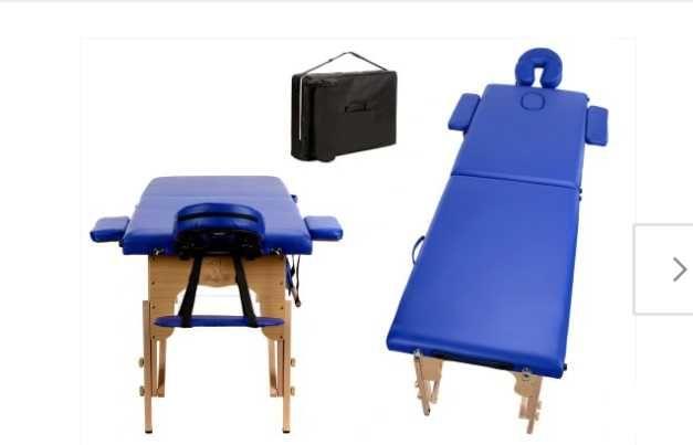 Sprzedam stół do masażu stan idealny