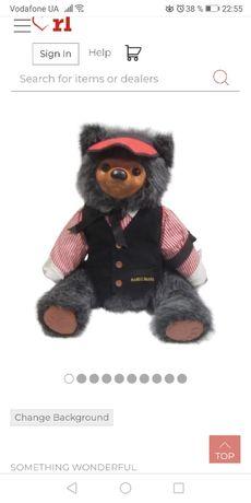 ROBERT RAIKES bears винтажный мишка 80 годы