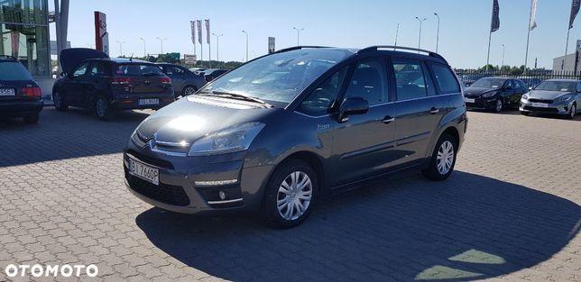Citroën C4 Picasso 1.6 BENZYNA 7 osobowy, Selection, Polski salon Serwisowany, Dealer KIA