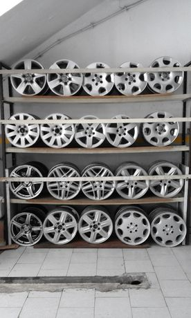 Jantes Renault Audi Volkswagen e Mercedes