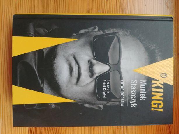 Autobiografia - KING! Muniek Staszczyk