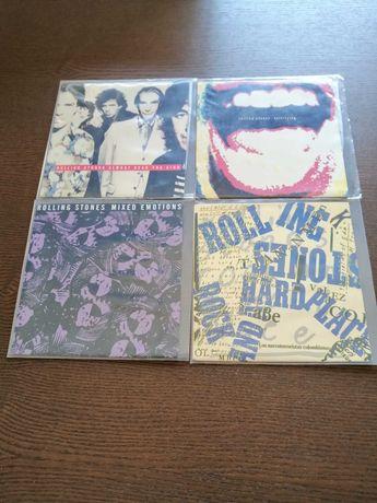 4 singles dos Rolling stones