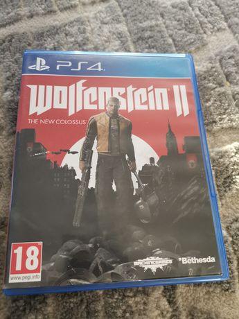 Gra PS 4 Wolfenstein