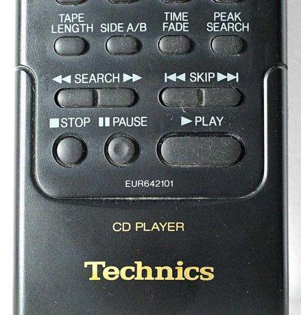 Technics pilot do CD