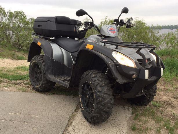 Квадроцикл Kymco MXU500 4WD
