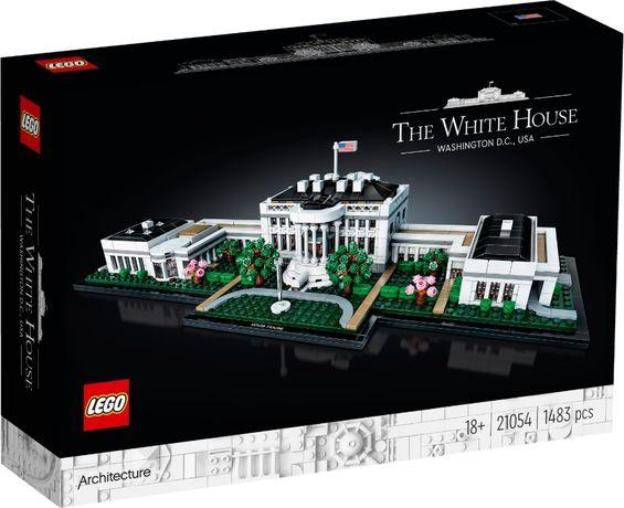 Lego Architecture 21054 (Белый дом)