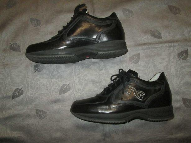 Nero Giardini Италия кожаные сникерсы кроссовки  как hogan tods