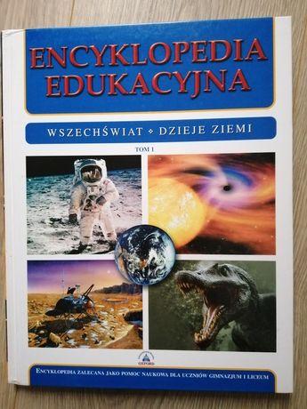 Encyklopedia edukacyjna Wszechświat, Dzieje Ziemi
