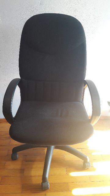 Krzesło biurowe duże
