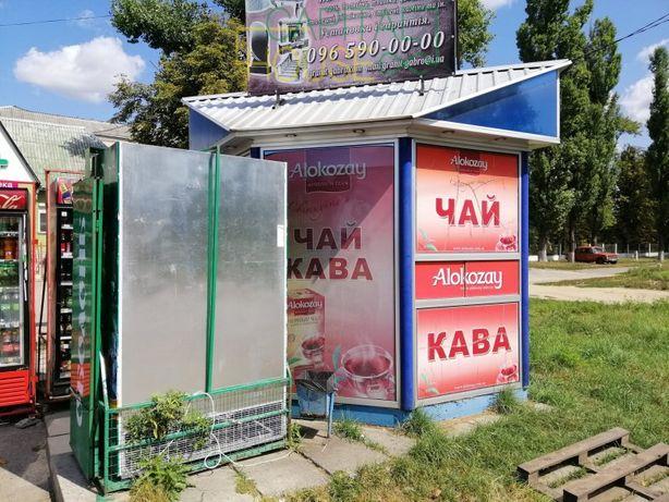 Продам действующую сеть киосков в Барышевке Киевской области