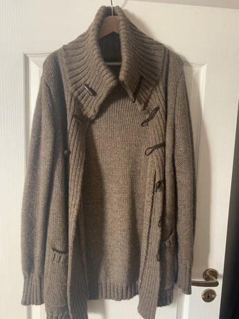Meski Sweter Sisley L sklep 500 stan bdb zara