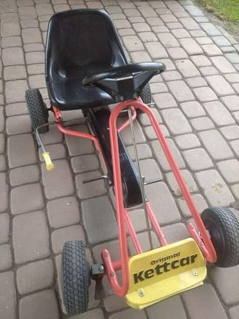 Gokart na pedały Kettcar