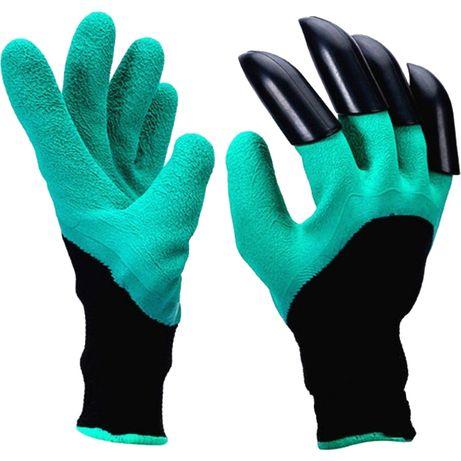 Садовые перчатки Garden Glove/ перчатки для сада/ перчатки для земли