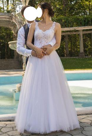 Suknia ślubna Classa LD2114 rozmiar 34/36 litera A