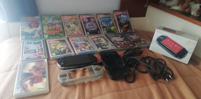 Playstation - PSP e jogos