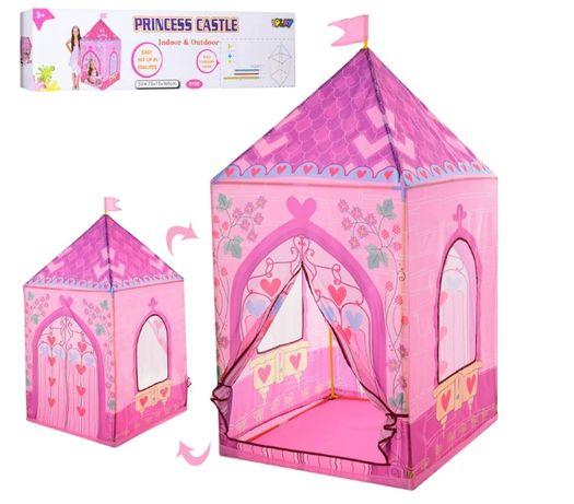 Игровая палатка домик замок принцессы M 5780. есть самовывоз Лыбедская