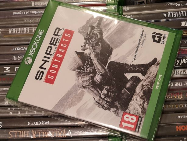 Sniper Contracts Xbox One Sklep Ursus