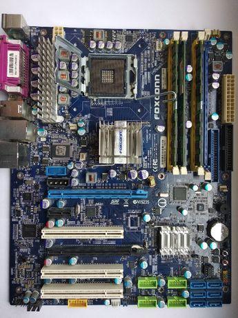 Материнская плата LGA775 Foxconn P35A01