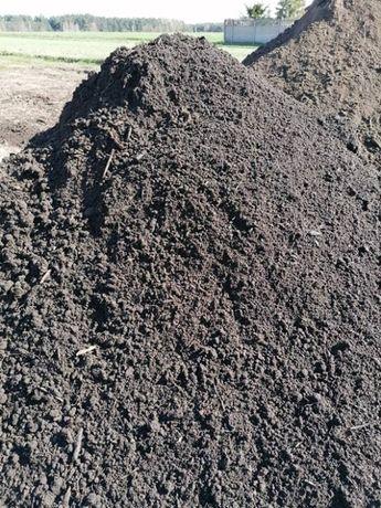 ziemia ogrodowa przesiana torf humus