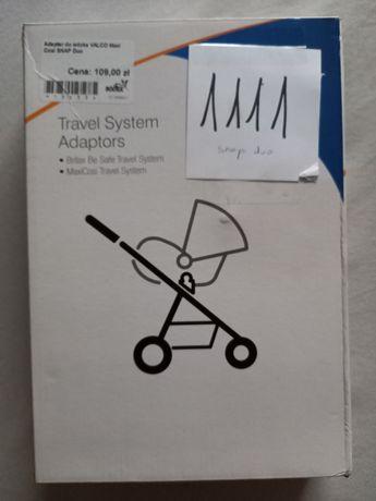 Adapter do wózka valco maxi cosi snap duo