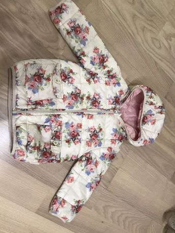 Zara курточка