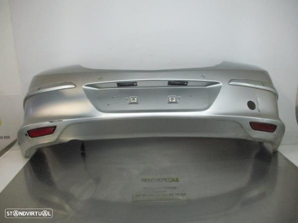 Para Choques De Trás Opel Astra H (A04)